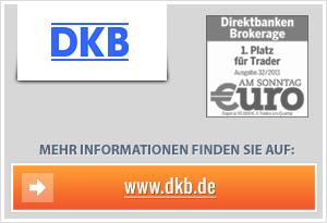 Dkb broker ohne ausgabeaufschlag