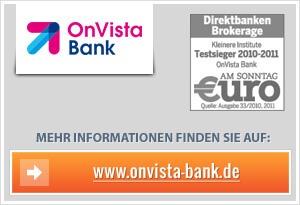 Onvista Bank Erfahrungen von aktiendepot.com