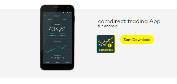 Die Comdirect Erfahrungen von Aktiendepot.com