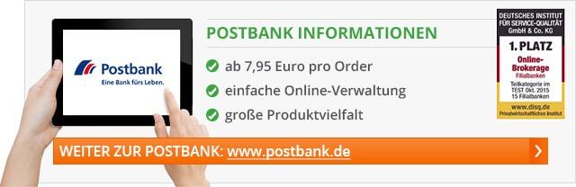 Postbank Depot Test