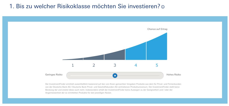 Beratung Deutsche Bank