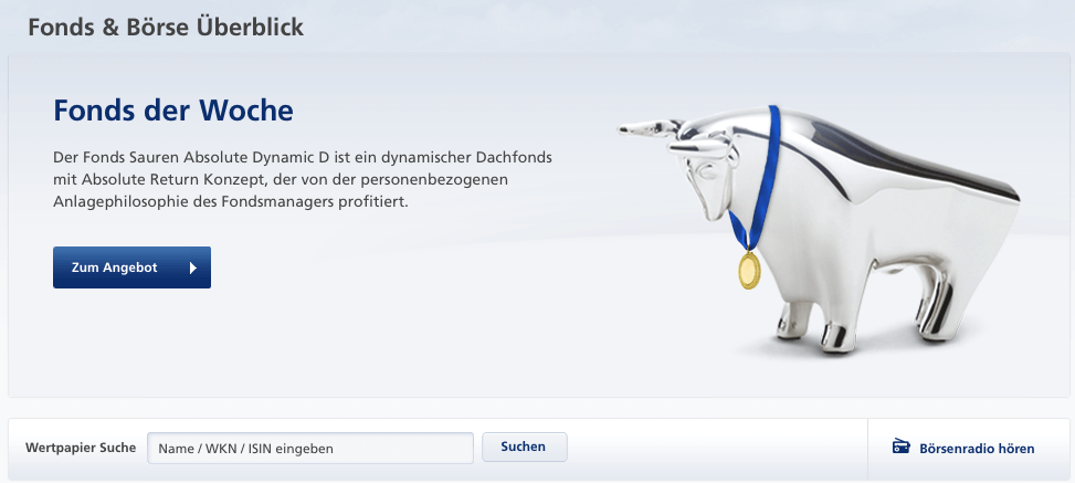 Postbank online broker kosten