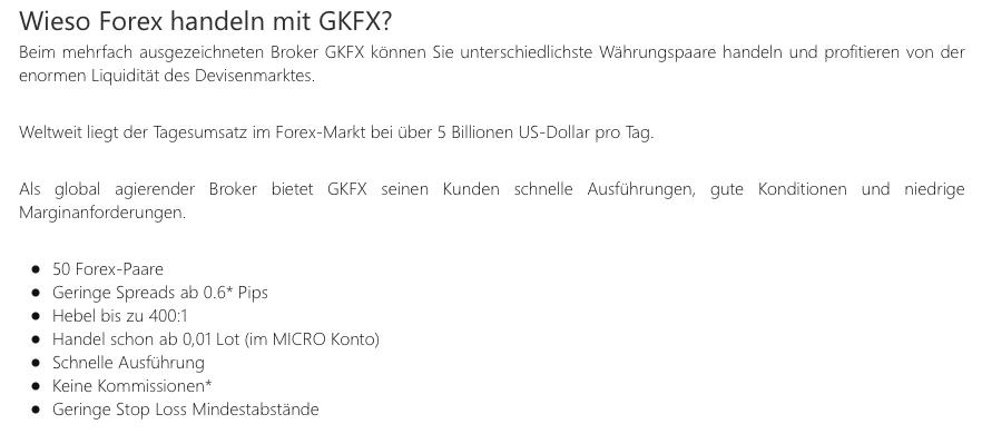 GKFX handeln