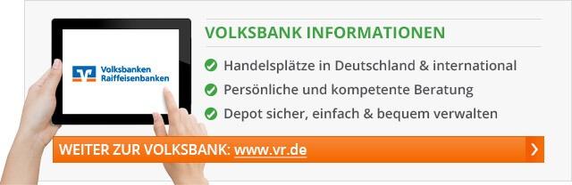 Volksbank Depot Kosten 2019 Gebühren Bei Nutzung Des Depots