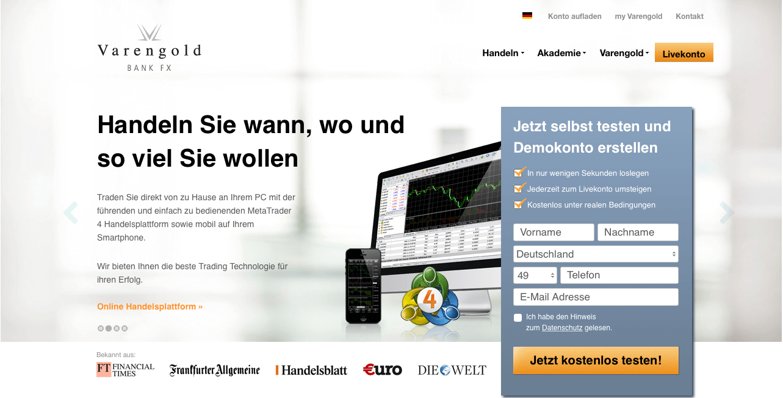 Die besten forex broker in deutschland