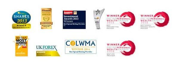 IG Auszeichnungen und Awards