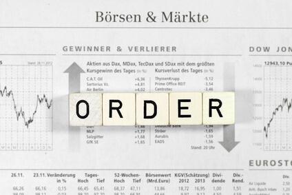 Aktien Order 2019 Ordersätze Kaufzusätze Verkaufszusätze
