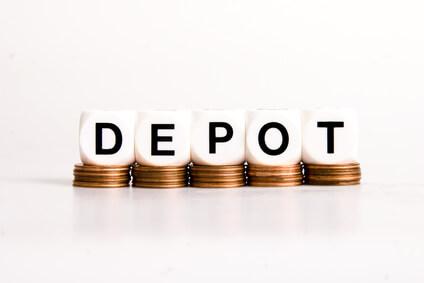 Niedrige Ordergebühren ermöglichen ein günstiges Depotkonto.