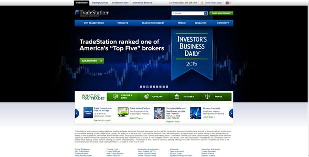 TradeStation verfügt über diverse Auszeichnungen