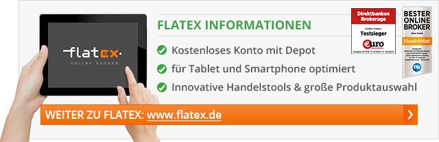 flatex my.one direct test
