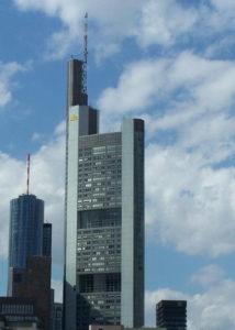Negativzinsen bei der Commerzbank!