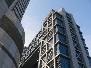Handel an der Börse Shanghai