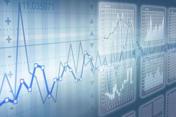 Aktienkurse steigen oder fallen, je nnachdem wie gut es einem Unternehmen geht.