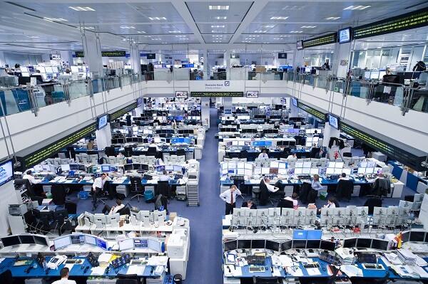 Forex trader jobs frankfurt