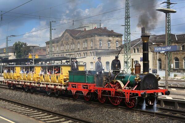 Deutsche Bahn Aktie