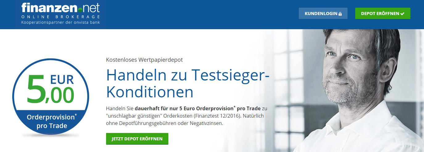 finanzen.net Depot
