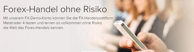 Demokonto von Flatex nutzen und Erfahrungen sammeln