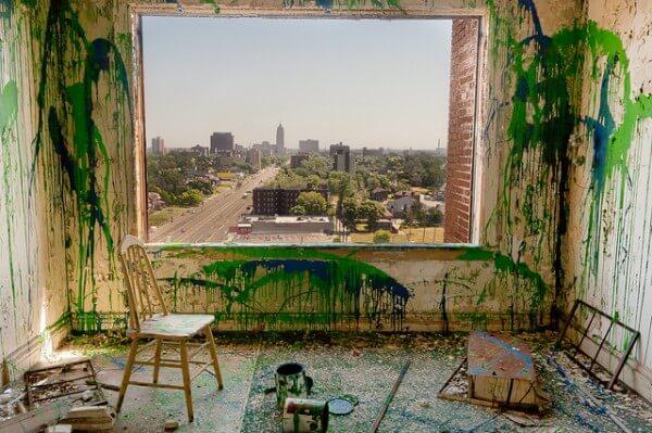Detroit Pleite