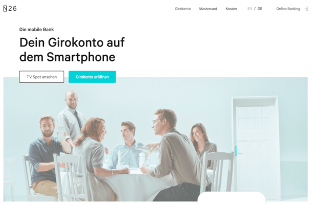 N26 Girokonto Erfahrungen von Aktiendepot.com