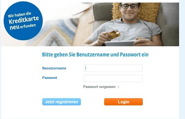 Online-Abrechnung mit der EasyCredit-Card