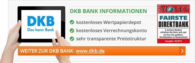 DKB ETF Sparplan kostenlos