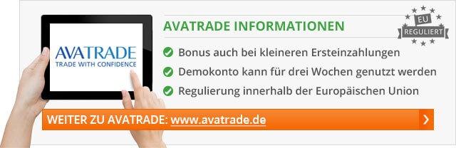 AvaTrade Ripple CFDs