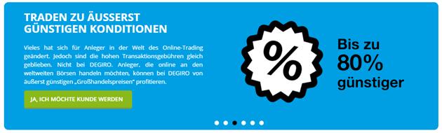 DEGIRO Online-Broker