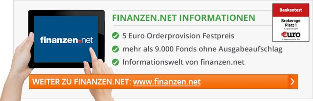finanzen.net Broker Erfahrungen von Aktiendepot.com