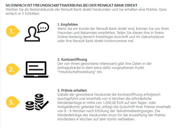 Renault Direkt Tagesgeld Bonus