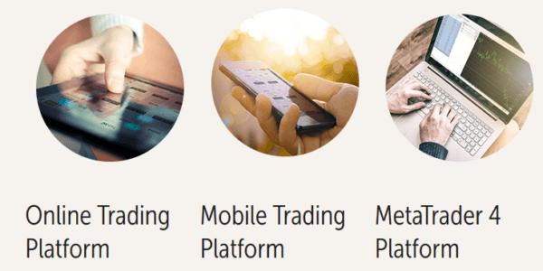 Trader haben von überall Zugriff auf ihr Konto
