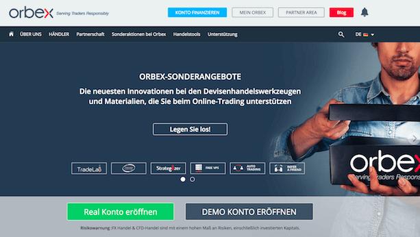 Orbex Erfahrungen von Aktiendepot.com