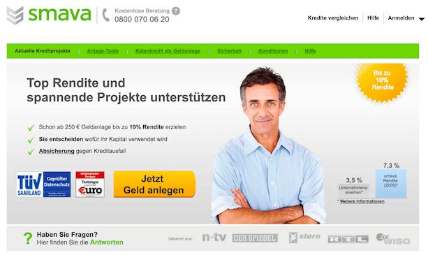smava Erfahrungen von Aktiendepot.com - Der Smava Test