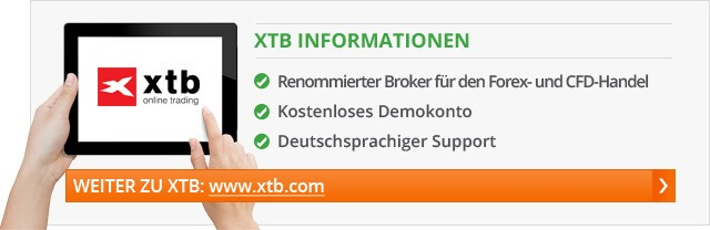 Jetzt zu XTB