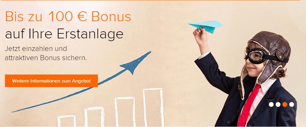 flatex zinspilot bonus