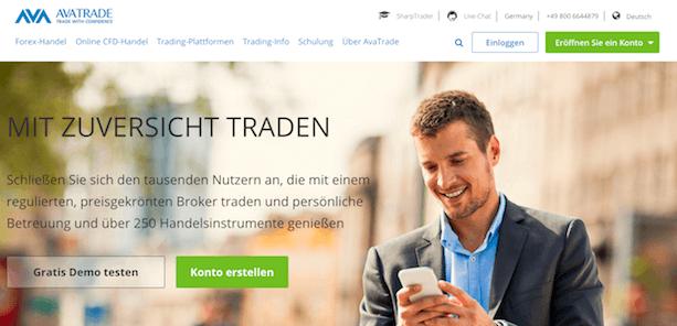 AvaTrade Krypto Erfahrungen von Aktiendepot.com
