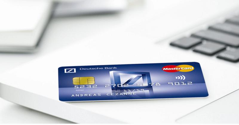 Deutsche Bank Karten