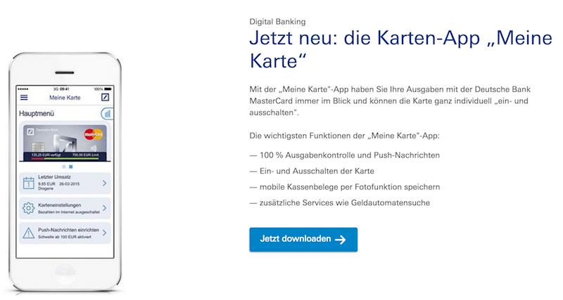 Deutsche Bank App