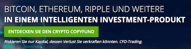 Ein intelligentes Investment-Produkt bei eToro
