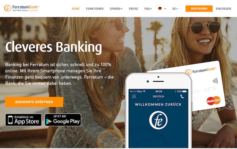 Ferratum Bank Erfahrungen von Aktiendepot.com
