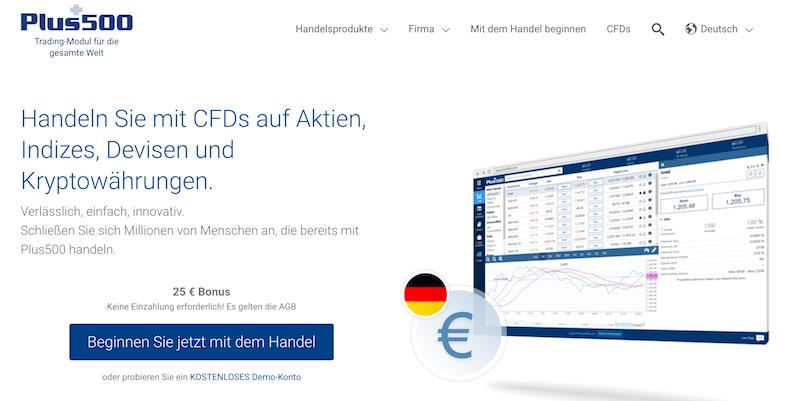 Plus500 Krypto Erfahrungen von Aktiendepot.com