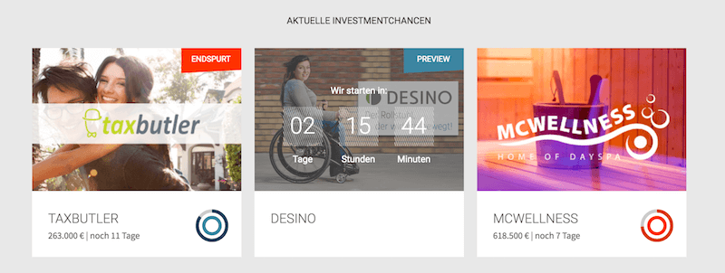 Seedmatch Startups