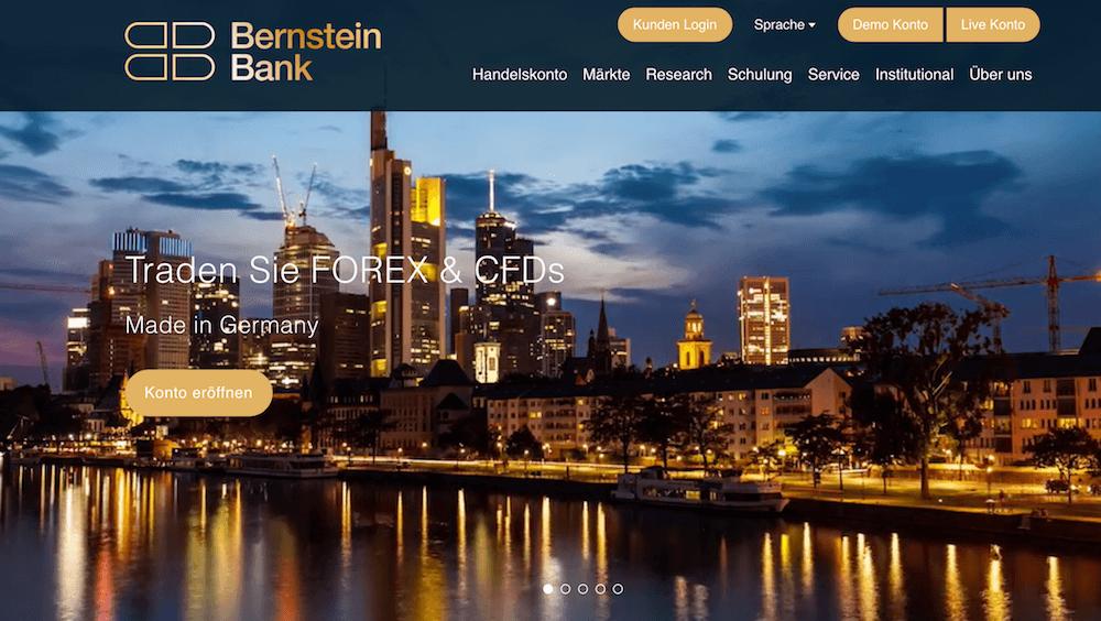 Bernstein Bank Erfahrungen von Aktiendepot.com