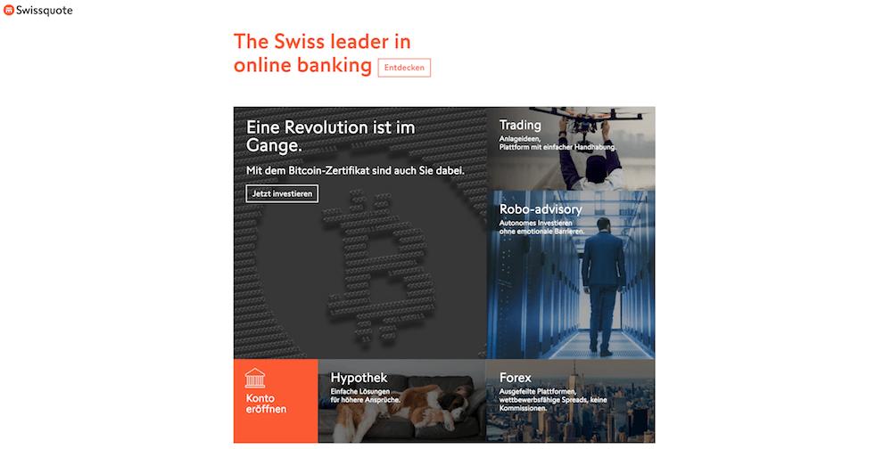 Swissquote Krypto Erfahrungen von Aktiendepot.com