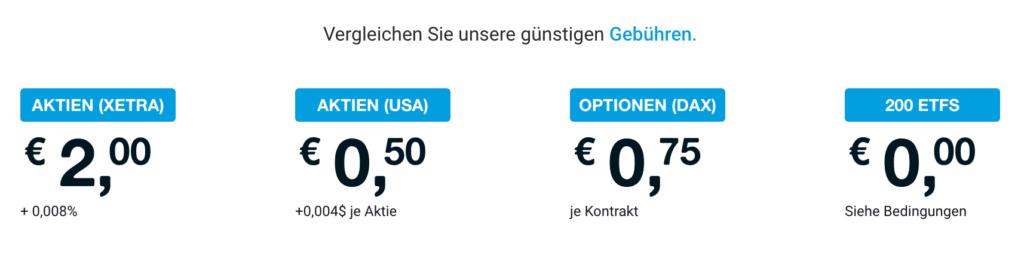 200 ETFs werden zu 0,00 Euro angeboten - DEGIRO