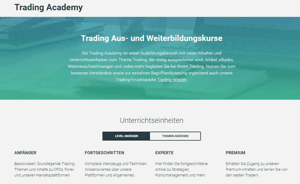 Mit XTB vorbereitet in den Handel starten