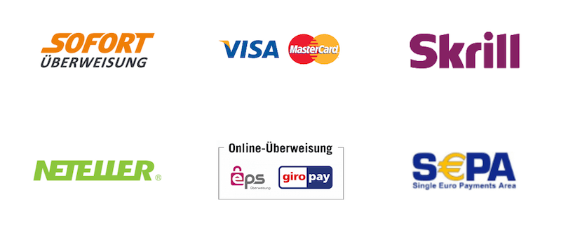 BitPanda Zahlungsmethoden