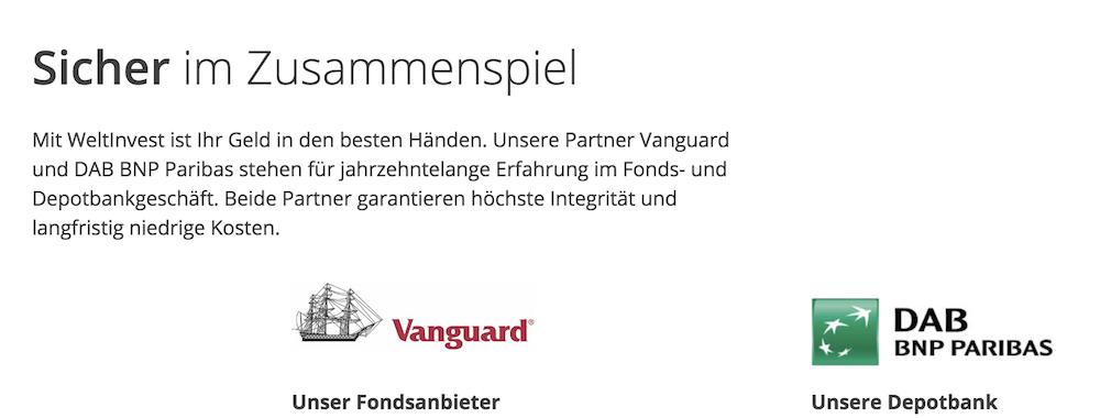 WeltInvest Partner