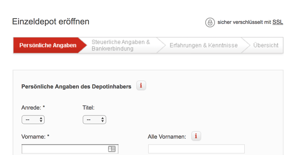 Aktiendepot Sparkasse 2019 Online Depot Beim S Broker