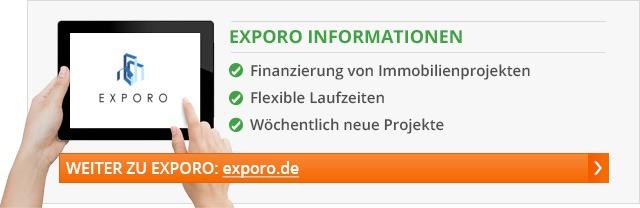 Exporo Bonus Code