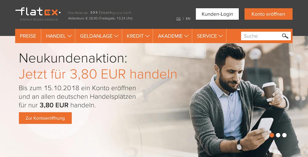 flatex Zertifikate Erfahrungen von Aktiendepot.com